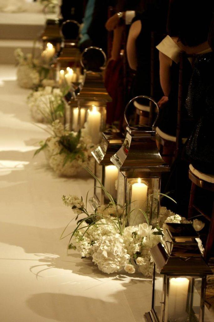 Comment combiner des bougies et des fleurs pour un mariage parfait post thumbnail image