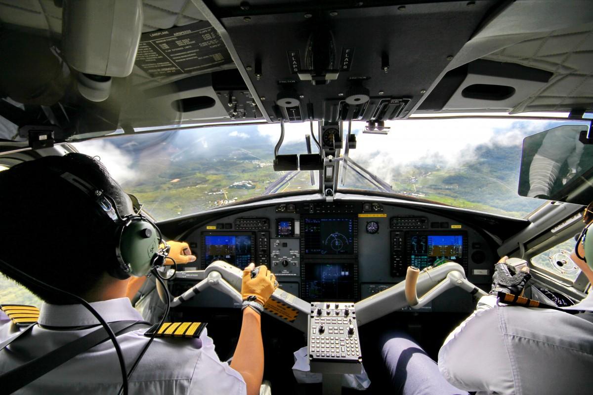 Conseils sur la façon de devenir un pilote de ligne